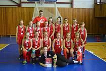 Basketbalistky Klatov do třinácti let se zúčastnily v Brandýse nad Labem Národního festivalu dívek ve své věkové kategorii. Domů na západ Čech si odvezly stříbrné medaile.