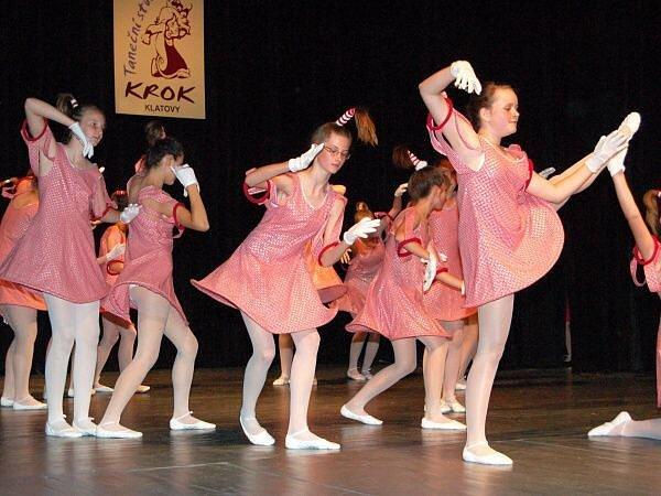 Klatovské divadlo opět vířilo tancem