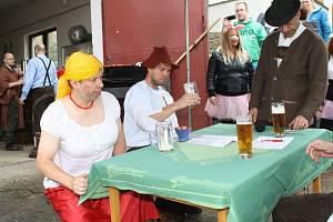 Pivní běh v Hojsově Stráži