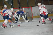 Hokejisté HC Klatovy porazili 31. ledna v Klatovech v lize juniorů, sk. Západ, Klášterec nad Ohří 10:4.