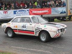 22. Historic Vltava Rallye