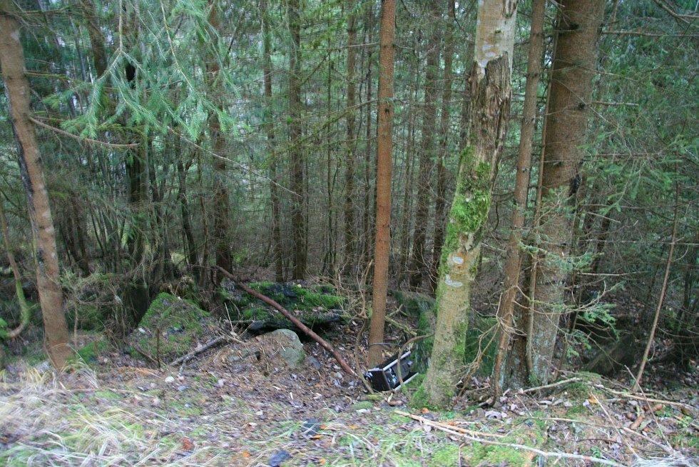 Turisté na Šumavě ničí fotopasti tamního národního parku, určené ke sledování zvěře.