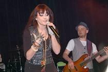 Ewa Farna vystoupila v klatovském kulturním domě