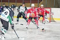 Hokej Klatovy - Erding 4:3