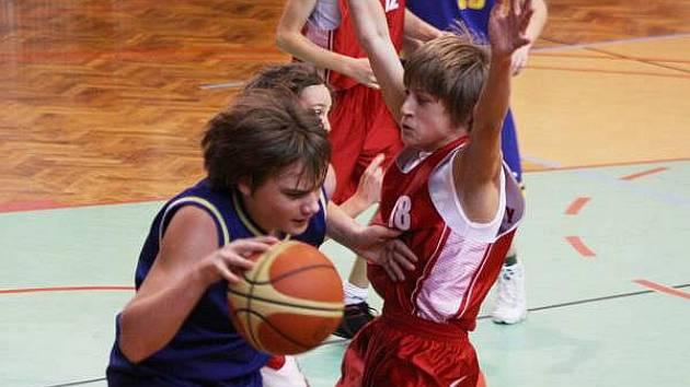 Basketbal U14: Klatovy – Sparta Praha 36:95