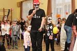 Halloween party v Dolanech