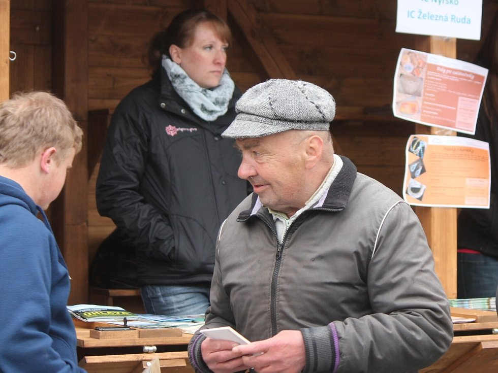 Zahájení turistické sezony Klatovy 2014