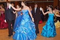 Závěrečná taneční v Klatovech