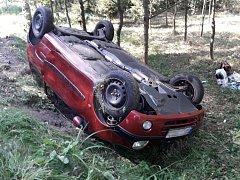 Nehoda u Žďáru.