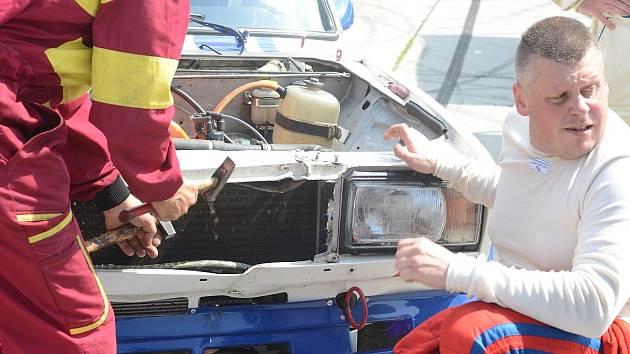 Posádky z Klatovska se na Rally Agropa neztratily