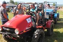 Traktoriáda Bystřice nad Úhlavou