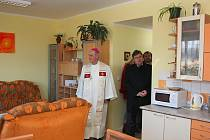 Slavnostní dokončení rekonstrukce Domova pro osoby se zdravotním postižením v Bystřici nad Úhlavou