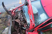 Nehoda u Borov.