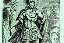 Obrázek sv. Olympia mučedníka