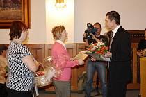 V Klatovech vyhlásili soutěž Nejlepší provozovna roku 2011