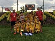 Vítěz krajského finále starších přípravek 2018 - SK Klatovy 1898.