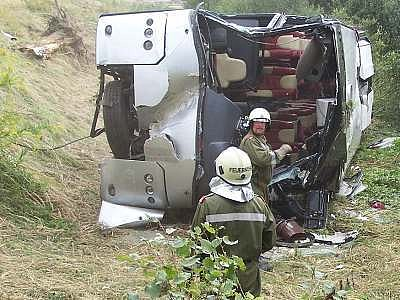 Nehoda si vyžádala čtyři mrtvé.