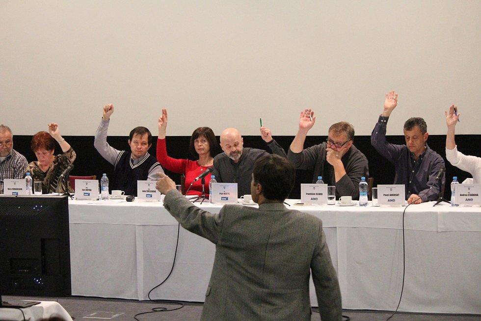 Zastupitelstvo v Sušici 21. listopadu 2018