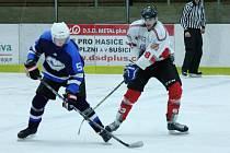 Liga juniorů: HC Klatovy (bílé dresy) - TJ Baník Most 11:4