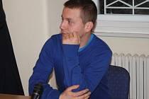 Vlastislav Zbránek u klatovského soudu