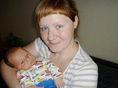 Michal Javorský ze Strážova (2995 gramů, 49 cm) se narodil v klatovské porodnici 10. září ve 12.40 hodin. Jen rodiče Monika a Michal věděli dopředu, že domů jako prvního potomka přinesou chlapečka.