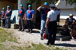 Sbor dobrovolných hasičů v Poleni.