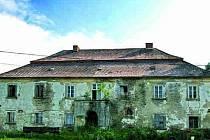 I zámek v Hlavňovicích je na prodej.