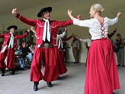 Folklorní festival v Klatovech 2018.