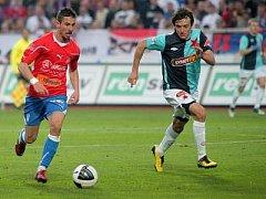 Viktoria Plzeň - Slavia Praha 2:2