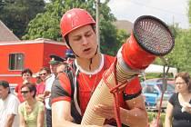 Okrsková hasičská soutěž Malá Víska 8. 6. 2013