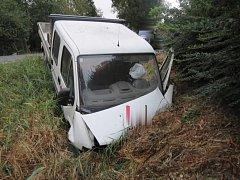 Nehoda u Chaloupek.