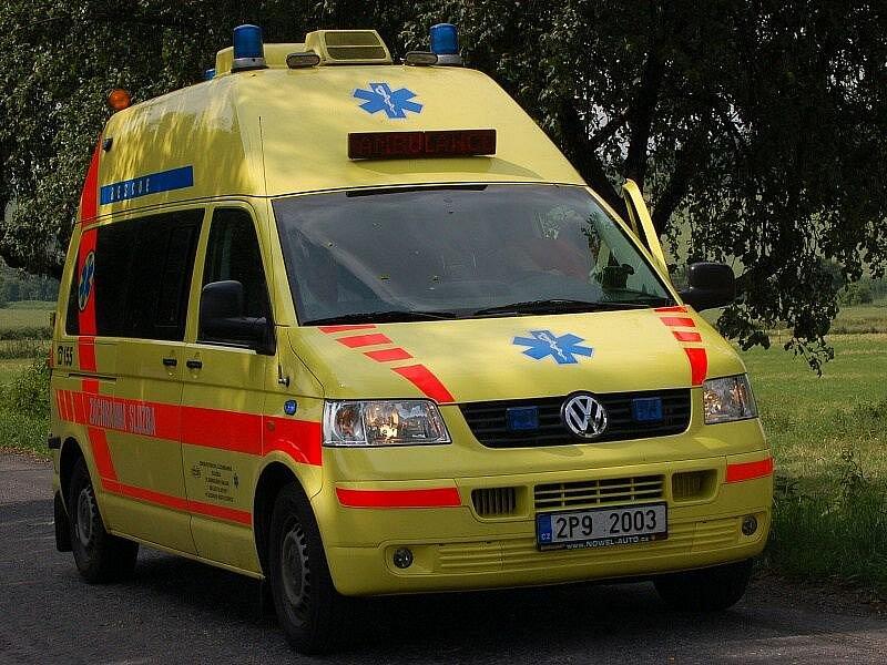 U Horažďovic byla smrtelná dopravní nehoda