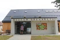 Muzeum dřevařství v Dlouhé Vsi.