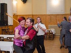 Ples Sboru dobrovolných hasičů v Sušici.