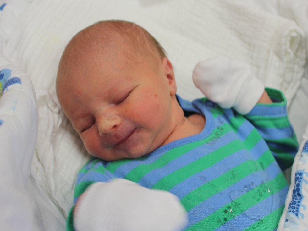 Jakub Vaněk ze Sušice se narodil v klatovské porodnici 14. ledna v 0.11 hodin (3200 g, 49 cm). Pohlaví svého prvorozeného miminka věděli rodiče Eva a Miroslav dopředu.