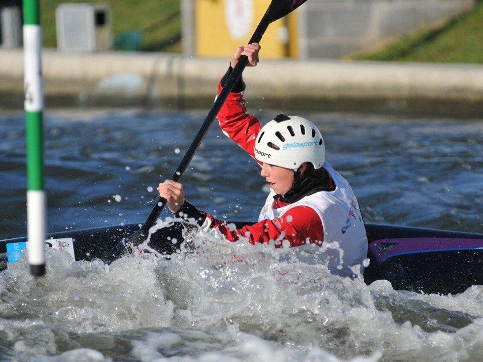 Závod olympijských nadějí v Krakově