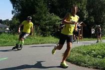 40. ročník běhu Lesem podél Otavy v Sušici.