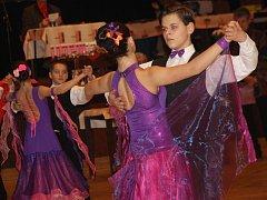 Taneční soutěž Velká cena města Klatov 2014