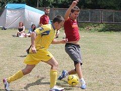 Turnaj v malé kopané Prolov Cup 2014 v Klatovech.