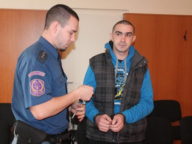 Rumun Cosmin Florin Harabagiu u klatovského soudu