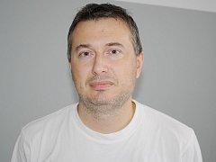 Bývalý primář dětského oddělení v Klatovské nemocnici Jiří Havránek.