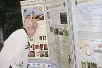 Vernisáž výstavy k k 85. výročí Pošumavského auto moto klubu Klatovy