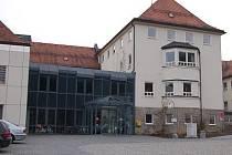 Nemocnice ve Zwieselu.