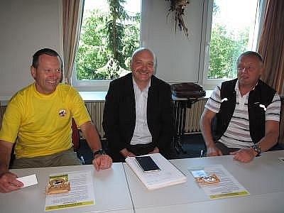 Jednání o zahájení registrace na akci OKOLO Železné Rudy
