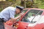 Natáčení třetí řady Policie Modrava