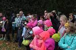 Otevření nového hřiště v DDM Klatovy.