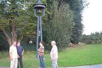 Lomecká zvonice