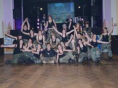 Maturitní ples v Horažďovicích