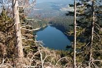 Jezerní Hora (Černé jezero)