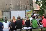 V rámci oslav Poutě v Chudenicích byl na Starém czerninského zámku připraven pro širokou veřejnost dvoudenní program.